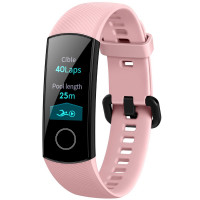 Honor Band 5 pink / розовый RU